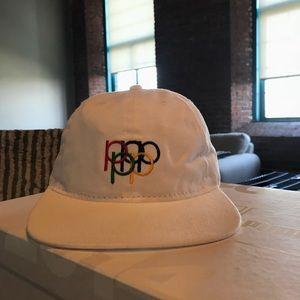 Packer Olympic Rings baseball cap